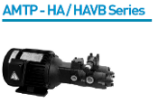 This is the AMTiP-3M-750-220HAVB Aryung T-Rotor Pump and Motor combined.